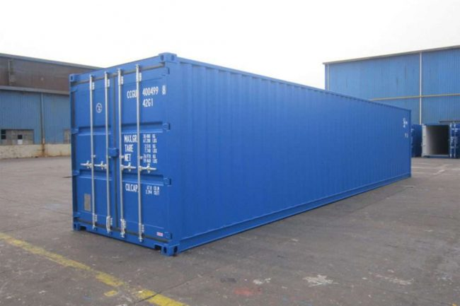Container 50 feet